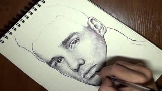 How to draw: Drawing Liam Payne (Dibujando a Liam Payne)