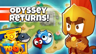 Bloons TD 6 19.0 Update -  ODYSSEY MODE!
