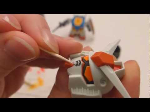 Let's Build: SD BB Senshi RX-78-2 Anime Colors