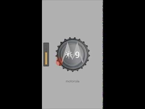 Motorola Demo Mode !!!
