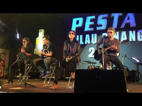 Zamani - Mentari Muncul Lagi (Akustik) @ Pesta Pulau Pinang 2016