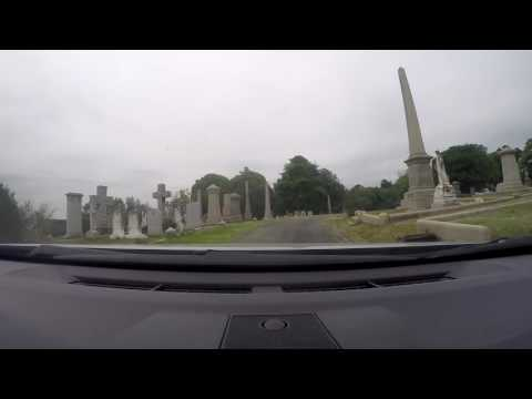 Hollywood Cemetery Driving Tour in Richmond VA