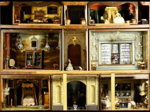 18e eeuws poppenhuis in gemeentemuseum den youtube for Poppenhuis te koop