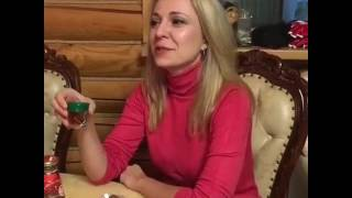 Вот это я понимаю тост, настоящей русской женщины!