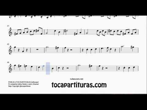 Symphony Nº 40 Sheet Music for Clarinet K 550 by W  A  Mozart