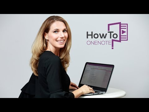 How-To OneNote