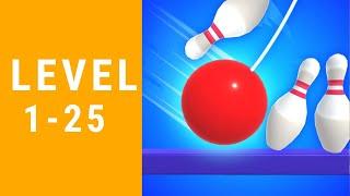 Rope Bowling Game Walkthrough Level 1-25