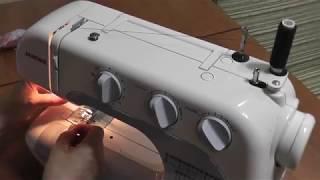 Шитье на швейной машинке для начинающих