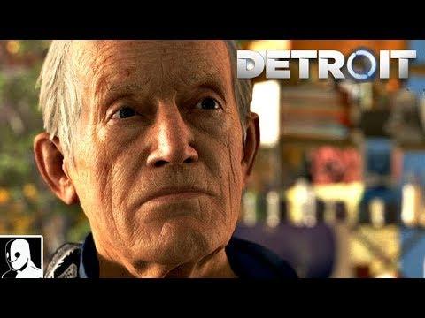 Detroit Become Human Gameplay German #3 - Ziemlich beste Freunde - Let's Play Detroit Become Human