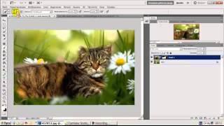 Видео урок Как поменять фон в фотошопе.(Как поменять фон в фотошопе? Я хочу рассказать в этом уроке фотошопа о совсем не сложном способе замены..., 2014-04-15T16:58:24.000Z)