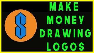 Make money with logo design