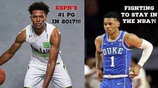 Can Trevon Duval OVERCOME His Rocky Path To The Pro's?! Official Player Breakdown (Vol.2)