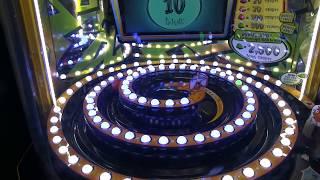 dizzy chicken jackpots arcade nerd lava lamp prize   matt3756