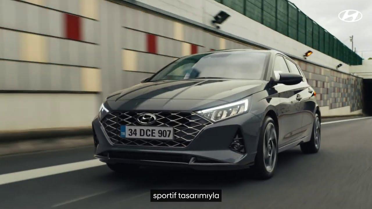 Heyecanı Yeniden Keşfet – Yeni Hyundai i20 Senin İçin Hazır