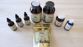 Dr. Morse&#39s Herbal Health Club Haul - New Products!