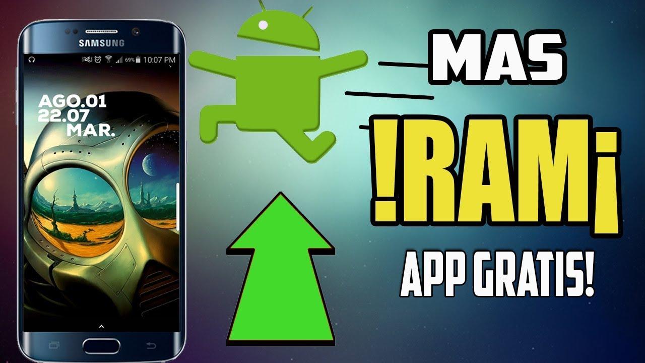 La Mejor Aplicacion Para Aumentar Memoria Ram En Android Al