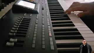 سيف نبيل - عمري وغلاي انت - عزف اورغ 2018