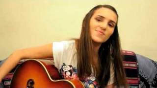 Foo Fighters - Learn To Fly -  Cover By Ana Free (40+ Guitar Girls) Katy Perry battles Gaga in Rome!