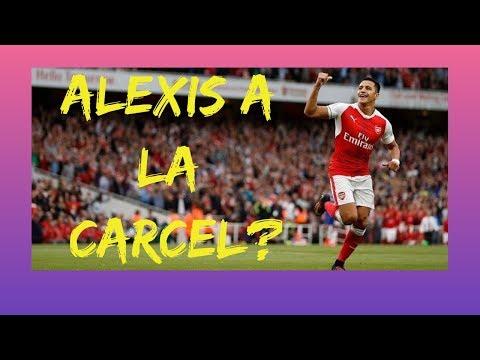 Alexis a la carcel! Noticia soprendente!
