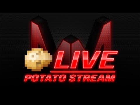 MorezysMinecraft: Potato Stream! Custom creations! and other stuff!