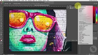 Azioni Photoshop CC 2017: Come salvare e caricare un'azione