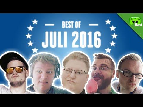 BEST OF JULI 2016 🎮 Best of PietSmiet