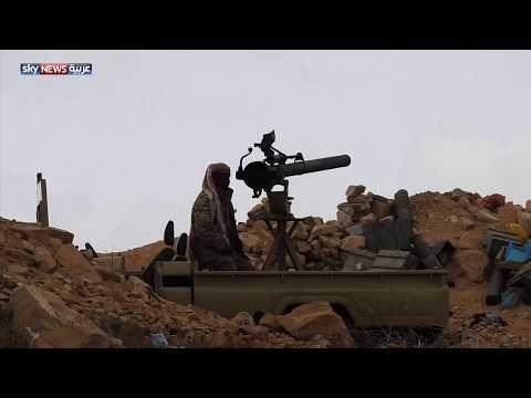 غارات للتحالف العربي على معاقل الحوثيين بمديرية المنبه  - نشر قبل 2 ساعة
