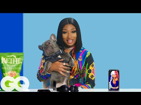 10 Things Megan Thee Stallion Can't Live Without | GQ