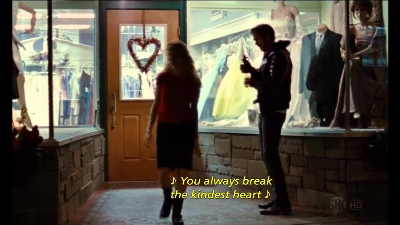 "Love The One That Loves You Quotes Blue Valentine  Ryan Gosling Sings ""you Always Hurt The One You"