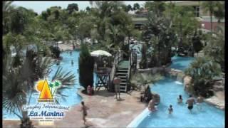 Camping La Marina 2010. Toda la oferta del camping en formato video