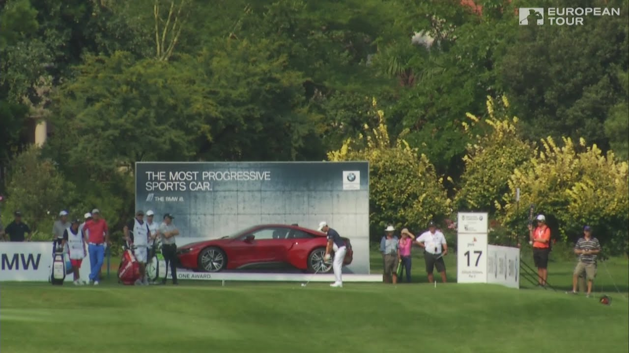 Van Zyl Wins A Bmw I8 With A Hole In One In South Africa