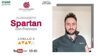 Spartan Training - Live Zoom - Livello 4 - 1