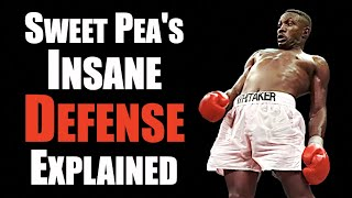 Pernell Whitaker's Tactical Defense & Brilliant Footwork Explained - Technique Breakdown