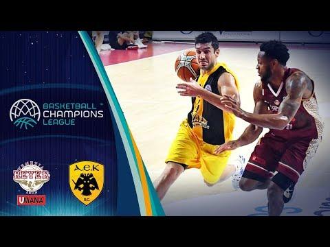 Umana Reyer Venezia v AEK - Highlights - Basketball Champions League