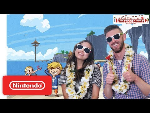 Favorite Summer Levels - Nintendo Minute