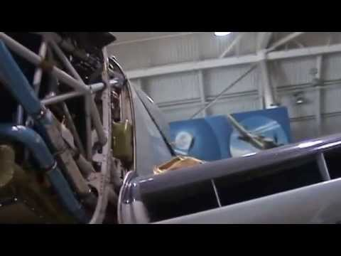 Inside Tour of Canadian WarPlane Heritage Museum - pt1