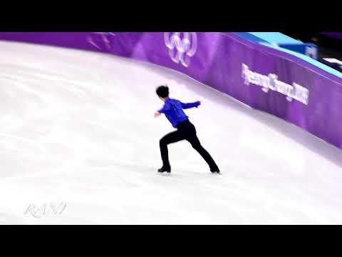Denis Ten Short program(SP) 4K 180216 Pyeongchang 2018 Figure Skating Men Single