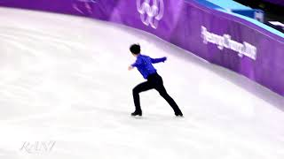 Denis Ten Short program(SP) 4K 180216 Pyeongchang 2018 Figure Skating Men Single