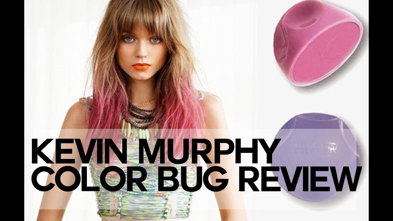 kevin murphy color bug dip dye your hair - Kevin Murphy Color Bug