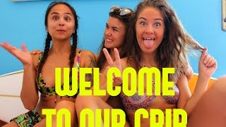 LAPOINT SURF CAMPS: WELCOME TO OUR CRIB