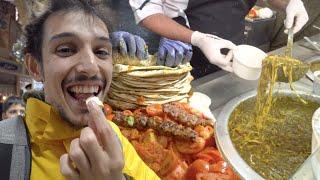 İRAN'nın EFSANE sokak yemeklerini deniyorum - 1 Kilo Safran 1000 Dolar