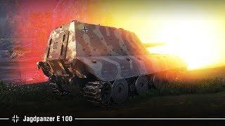 Jagdpanzer E 100   В атаку!