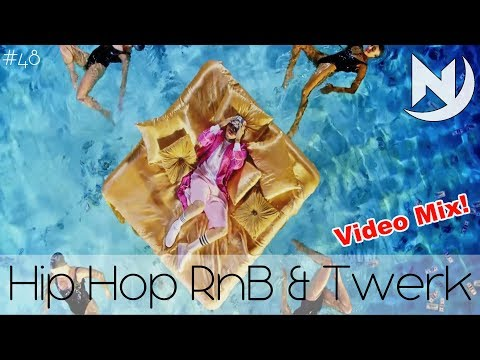 Hip Hop Urban RnB 2017   New Black & Twerk / Trap Party Mix   Best of Club Dance Charts Mix #48