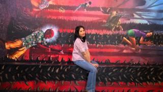 ภาษาอังกฤษติดล้อ ตอน A day at the Magic Art Museum Bangkok