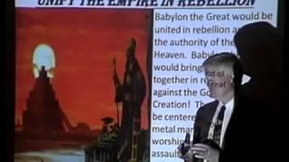 Daniel 3: Walking in Fire-Pastor Bill Hughes