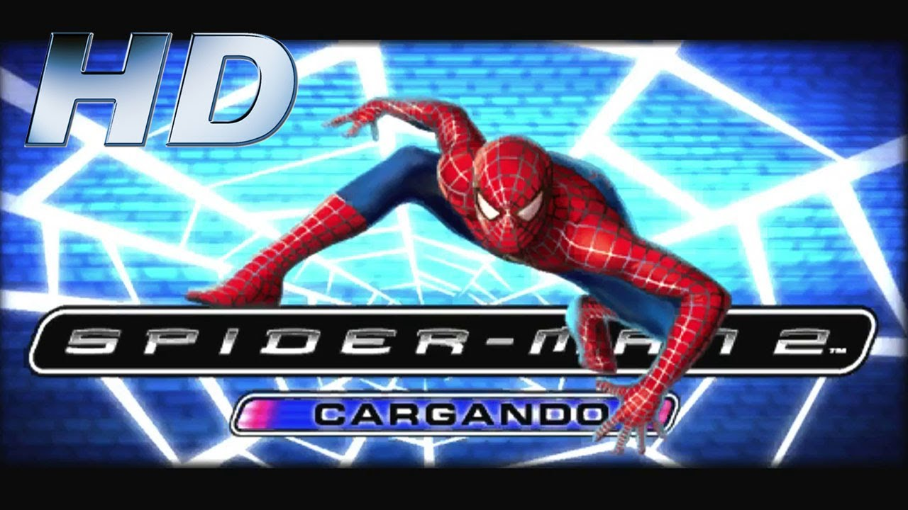 Spiderman 2 the movie game 2004 pc espa ol youtube for Domon man 2004
