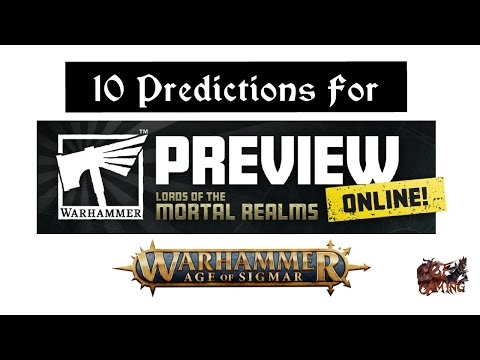Lords of the Realm Reveal Show Predictions |