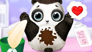 Fun Baby Care - Panda Lu Baby Bear Care 2 - Let's Learn How To Take Care Of Babies