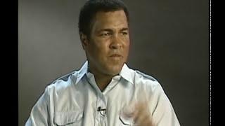 Muhammad Ali - the Greatest speaks