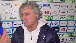 91° #PescaraBrescia #SerieBKT 1-5, Bepi Pillon